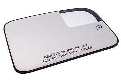 Ford Edge Lincoln MKX Right Passenger Side View Mirror Glass w/ Heat Memory OEM