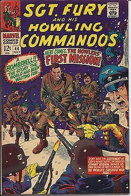 Sgt. Fury And His Howling Commandos #44 in NM