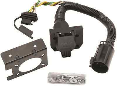 1999-2017 Ford F250 350 450 550 Trailer Hitch Wiring Kit W/ Factory Tow Package