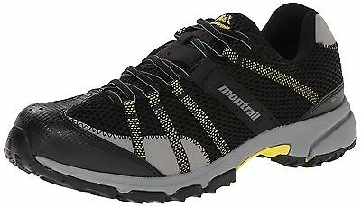 """New Mens Montrail """"Skinners Butte"""" Waterproof Gryptonite Trail Running Shoes"""