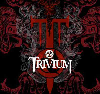 Parche imprimido /Iron on patch, Back patch, Espaldera/- Trivium