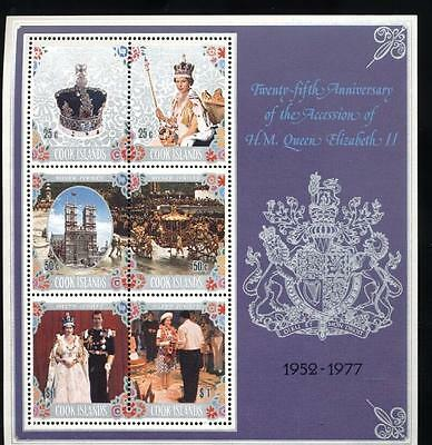 (923881) Royalty, Coronation, Cook Islands