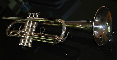 Yamaha YTR-6310ZS Bb Trumpet - Silver Plated - Monel pistons; Bobby Shew model
