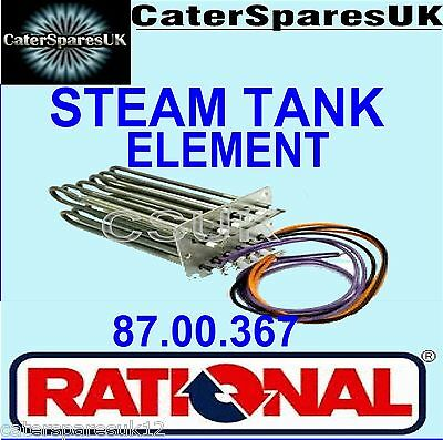87.00.367 Rational Combi Oven Steam Tank Electric Heating Element Scc Line 18Kw