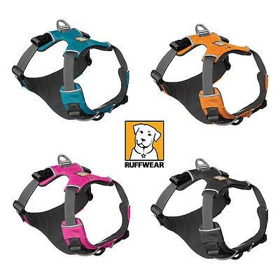 Ruffwear Front Range dog harness - 4 colours & 5 sizes