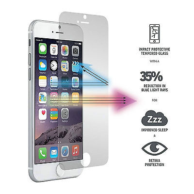 New 100% Genuine Tempered Glass for Apple iPhone 6s Plus Film Screen Protector