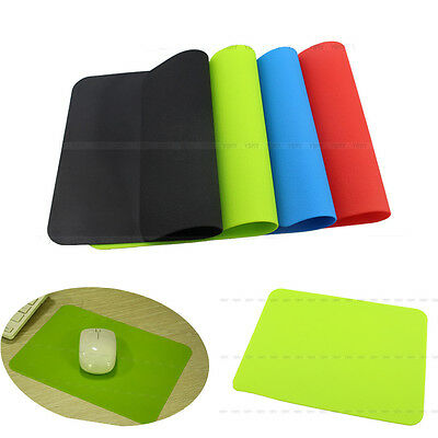 Mousepad Slim Soft Anti-Slip Gel Silicone Mouse Pad Mat For PC Laptop Mousemat