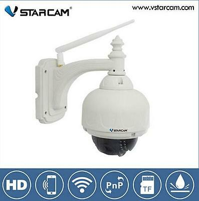 VStarcam C7833WIP PTZ Outdoor IP Camera HD 720P With 3 Optical Zoom And IR Cut