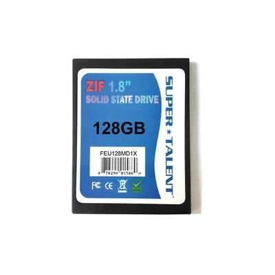 Super Talent DuraDrive ZT4 128GB 1.8 inches PATA Solid State Drive SSD (MLC) ZIF