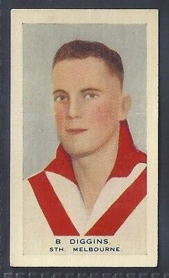 Phillips Overseas-Victorian Football Aussie Rules (Phillips)-#17- S.melbourne