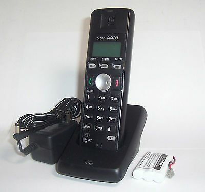 radioshack 43 141 5 8 ghz cordless phone handset for 43 141 43 142 rh picclick com Radio Shack Stores Radio Shack Products