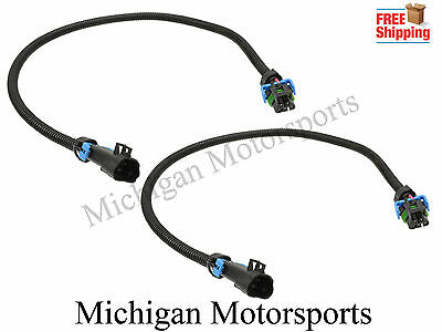 Michigan Motorsports Premium O2 Oxygen Sensor Extension Wire Harness 24 LS1 LS2 LS6 02 Header