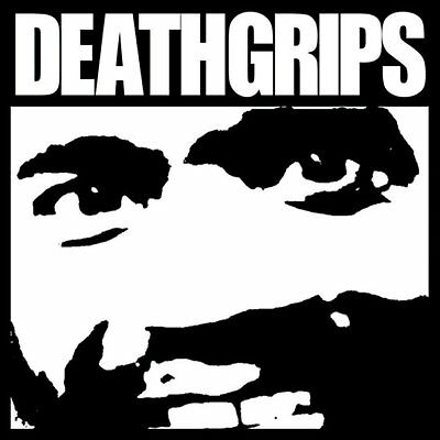 Parche imprimido, Iron on patch, /Textil sticker, Pegatina/ - Death Grips