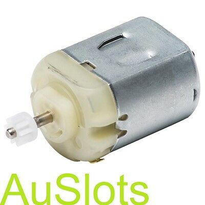 Scalextric C8197 Motor Pack In-Line With 10mm Shaft & 9 Tooth Pinion