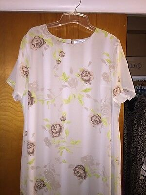 20b00ed018b6 Women's Plus Size 20W Cocktail Dress By Jennifer Moore New Without Tags!!!  NWOT