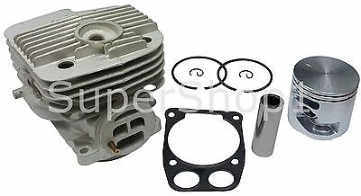 New Cylinder & Piston Kit For Husqvarna K960 K970 Saw 56mm Rep 544 93 56-03