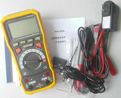 YHS-302A Potable Multifunction Signal Loop Process Calibrator Meter With Multime