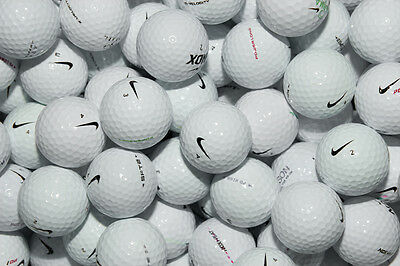 2 Dozen mixed NIKE Golf Balls MINT / Near Mint Grade