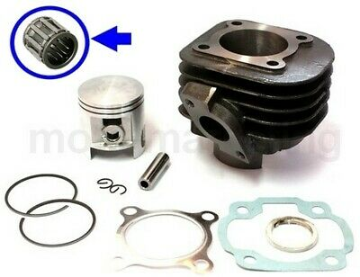 70 BIG BORE CYLINDER SMALL END BEARING KIT SET for MBK OVETTO from04 EVOLIS 50