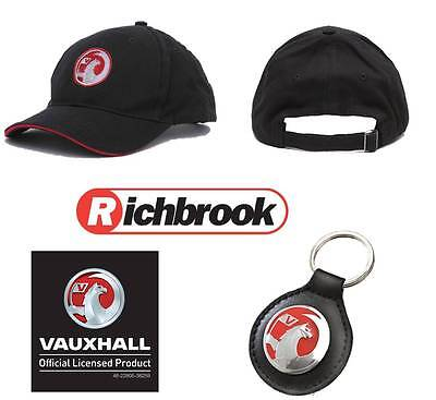 Richbrook Ford RS Logo Baseball Cap Beanie Hat /& Keyring Focus Combo Gift Set