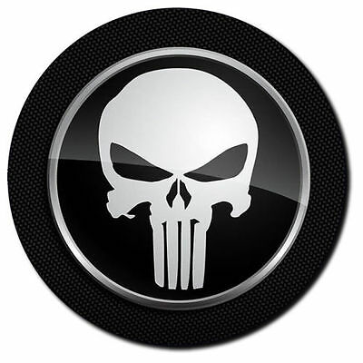 Parche imprimido, Iron on patch /Textil Sticker/ - The Punisher, El castigador
