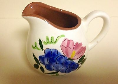 Stangl Fruit And Flowers  Creamer