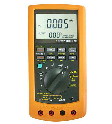 YHS-787EH USB interface Process Calibrator with HART module YHS787EH