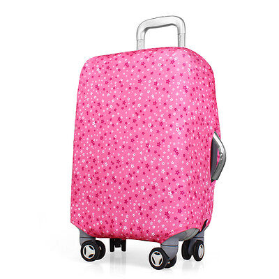 """20"""" 24"""" 28"""" Elastic Luggage Suitcase Cover Protection Protector Covers Travel"""