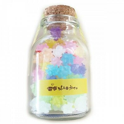 New Japanese Candy Sweets Konpeito Rainbow Color Bottle Gift Nao Cafe Japan F/S