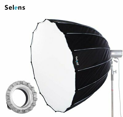 Selens 90cm Professional Hexadecagon Softbox with Metal Profoto Mount Speed Ring