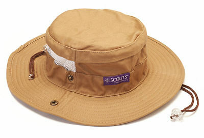 World Scout Wide Brimmed Hat