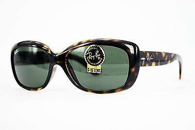 Ray Ban Sonnenbrille/Sunglasses JACKIE OHH RB4101 710 3N 58 Inkl. Etui # *