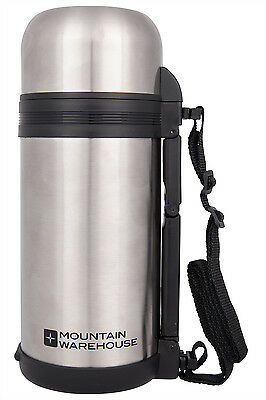 Mountain Warehouse Food Flask With Handle 1.2 litre