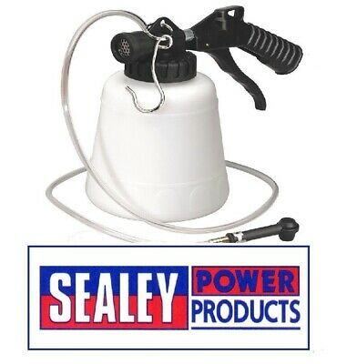 Sealey Brake & Clutch Bleeder Vacuum Type 1ltr VS020