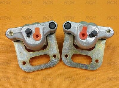 New Front Brake Caliper For Polaris Sportsman 400 500 With Pads Left&Right 93-98