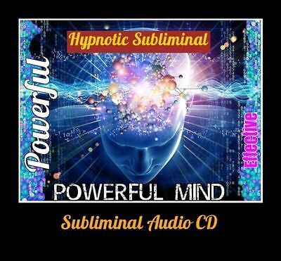 Exercise Motivation CD, Increase Your Energy Levels, Health Self Help Subliminal
