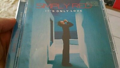 Simply Red - It's Only Love MUSIC CD - FREE POST