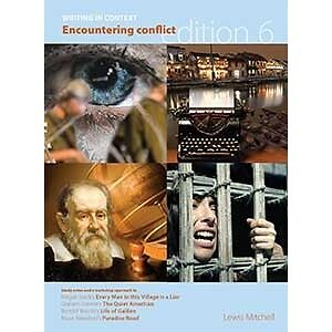 HSC  Writing in Context: Encountering Conflict Sixth Edition - NEW