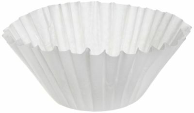 BUNN 1M5002 Commercial Coffee Filters 12-Cup Size (Case of 1000) 1-Pack