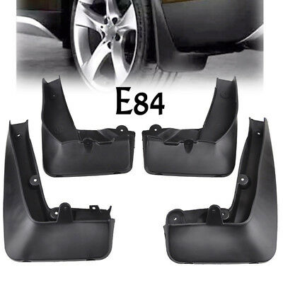 Fit For Bmw X1 E84 10-15 Molded Mudflaps Mud Flap Splash Guard Mudguards Fender