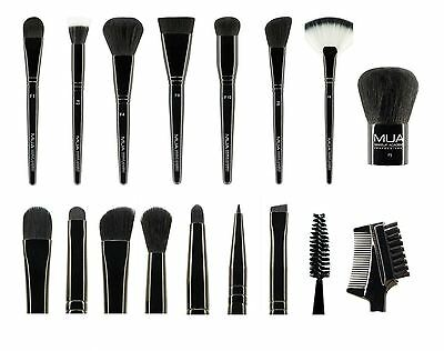MUA Make Up Academy Brush Face Eyeshadow Blush Bronzer Brow Brushes