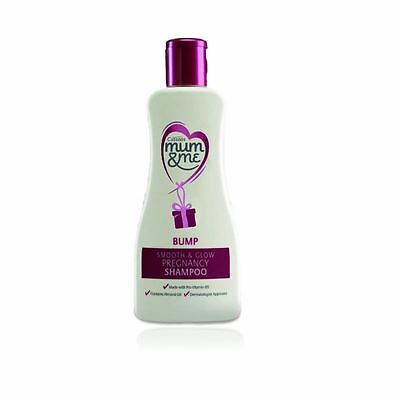 Cusson's Mum and Me Bump Smooth & Glow Pregnancy Shampoo 300ml