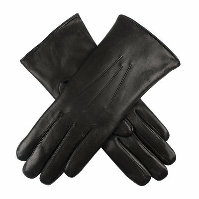 Dents Fur Lined Leather Ladies Glove