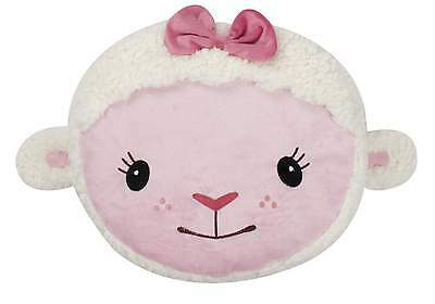 Disney Doc Mcstuffins Lamby Cushion Pillow Kids Girls Bedroom Gift Present