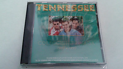 "Tennessee ""Coleccion Privada 1960 1990"" Cd 11 Tracks"