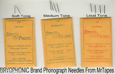 100 New Phonograph Needles Victor Victrola $3.99