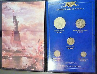 United States Liberty Collection By United States Commemorative Fine Art Gallery