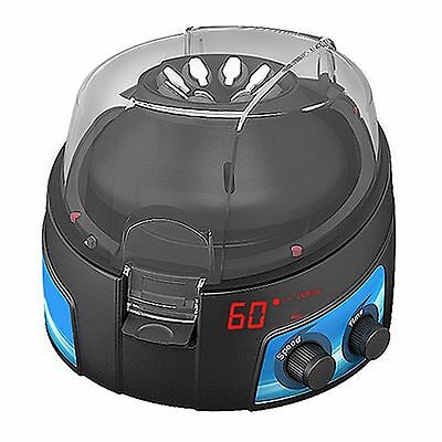 LW Scientific ZIPSPIN Digital Micro Centrifuge Variable Speed 1000-6000rpm
