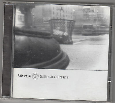 RAIN PAINT - disillusion of purity CD