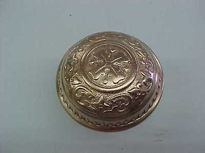 Bronze Door Knob By  Circa 1890